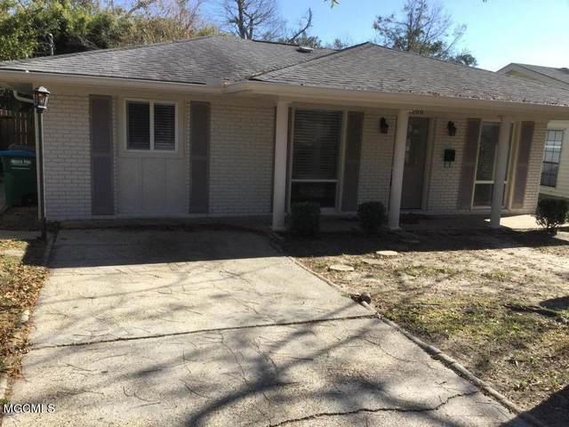 2606 Pine Avenue, Gulfport, MS 39501 (MLS #3378030) :: Berkshire Hathaway HomeServices Shaw Properties