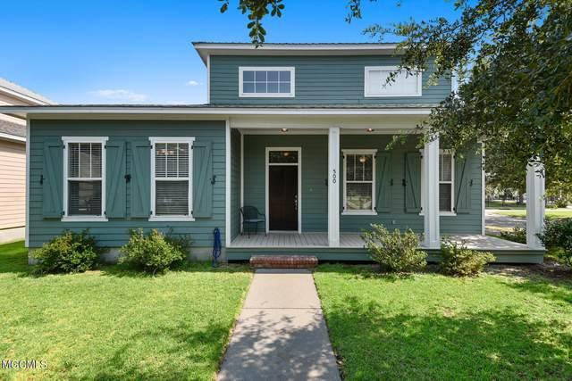500 John Baptiste Street, Bay Saint Louis, MS 39520 (MLS #3378625) :: Berkshire Hathaway HomeServices Shaw Properties