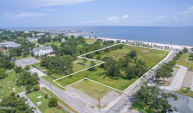 0 Beach Boulevard, Pass Christian, MS 39571 (MLS #3378729) :: Berkshire Hathaway HomeServices Shaw Properties