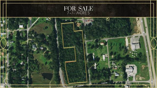 14200 3rd Avenue Lot A, Gulfport, MS 39503 (MLS #3378875) :: Berkshire Hathaway HomeServices Shaw Properties