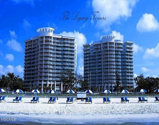 2228 Beach Drive #1209, Gulfport, MS 39507 (MLS #3378904) :: The Sherman Group