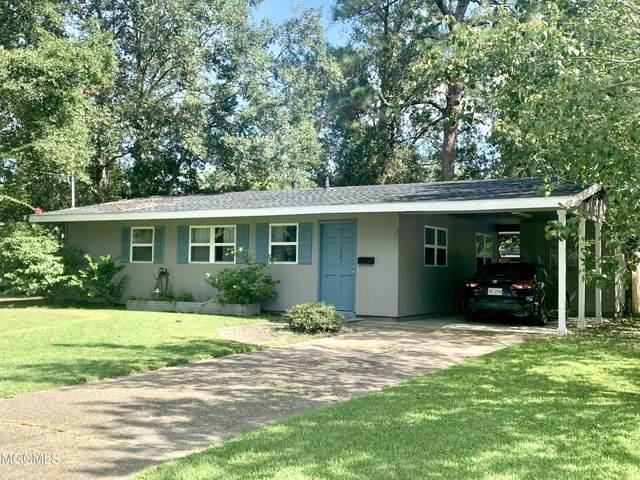 2402 Happy Avenue, Pascagoula, MS 39567 (MLS #3379164) :: The Demoran Group at Keller Williams