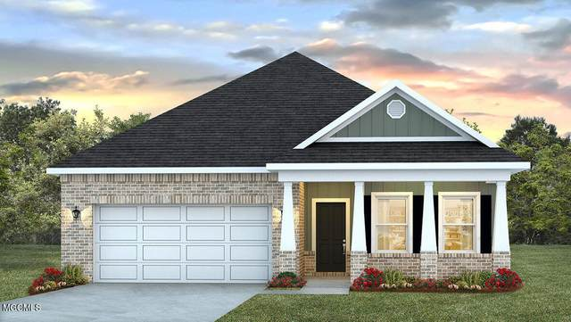 1048 Whimbrel Court, Ocean Springs, MS 39564 (MLS #3379336) :: Berkshire Hathaway HomeServices Shaw Properties
