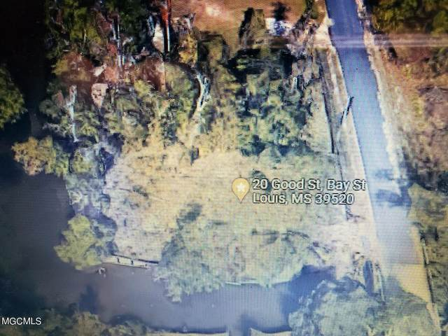 20 Good Street, Bay Saint Louis, MS 39520 (MLS #3379386) :: The Demoran Group at Keller Williams