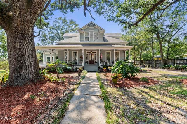 3803 Willow Street, Pascagoula, MS 39567 (MLS #3379532) :: Berkshire Hathaway HomeServices Shaw Properties