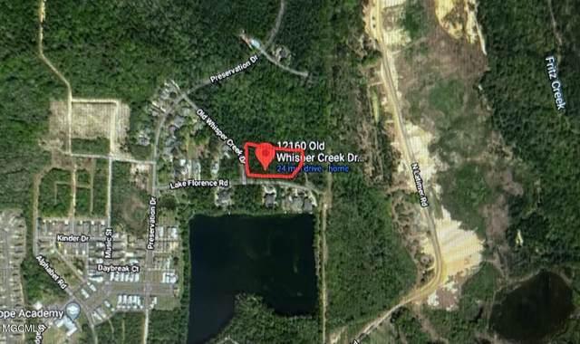12160 Old Whisper Creek Drive, Gulfport, MS 39503 (MLS #3379572) :: The Demoran Group at Keller Williams