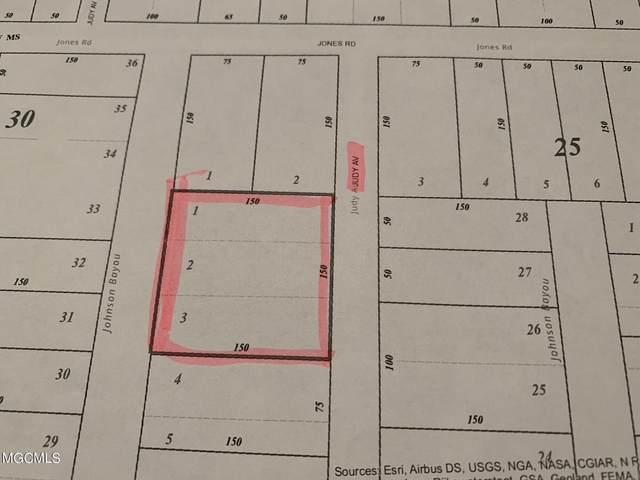 Lots 1-3 Judy Avenue, Pass Christian, MS 39571 (MLS #3379663) :: Berkshire Hathaway HomeServices Shaw Properties