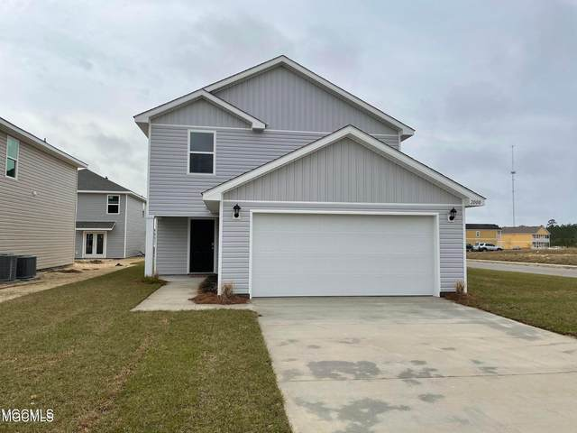 2016 Napoleon Street, Ocean Springs, MS 39564 (MLS #3379840) :: Berkshire Hathaway HomeServices Shaw Properties