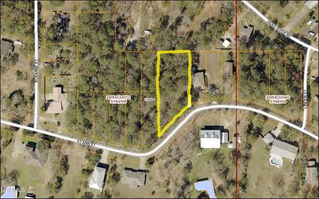 0 St Ann Street, Gautier, MS 39553 (MLS #3379998) :: Berkshire Hathaway HomeServices Shaw Properties