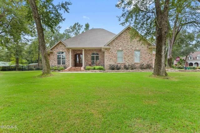17205 Acorn Drive, Vancleave, MS 39565 (MLS #3380028) :: Berkshire Hathaway HomeServices Shaw Properties