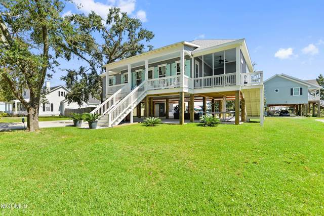 405 S Cleveland Avenue, Long Beach, MS 39560 (MLS #3380183) :: The Sherman Group