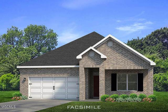 1057 Whimbrel Court, Ocean Springs, MS 39564 (MLS #3380210) :: Berkshire Hathaway HomeServices Shaw Properties