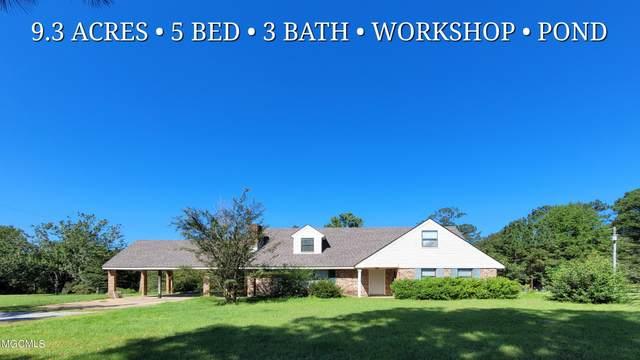 102 Hayden Dale Road, Wiggins, MS 39577 (MLS #3380394) :: Berkshire Hathaway HomeServices Shaw Properties