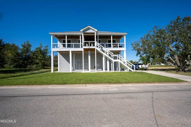 115 Barkley Drive, Pass Christian, MS 39571 (MLS #3380482) :: The Sherman Group