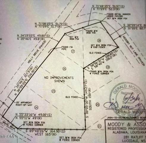 0 Dogwood Drive Lots 14-18, Lucedale, MS 39452 (MLS #3380500) :: Berkshire Hathaway HomeServices Shaw Properties