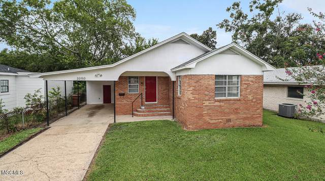 1090 Desoto Street, Biloxi, MS 39530 (MLS #3380662) :: The Demoran Group at Keller Williams