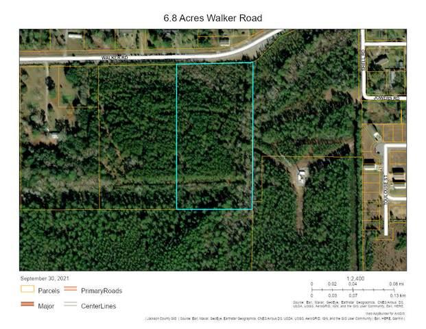0 Walker Road, Ocean Springs, MS 39564 (MLS #4000096) :: The Demoran Group at Keller Williams