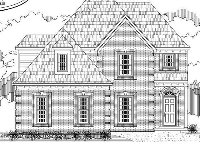 5252 Watson View Drive, Nesbit, MS 38651 (MLS #4000136) :: Your New Home Key