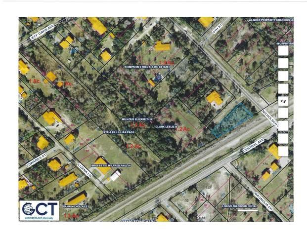 401 Nicholson Avenue, Waveland, MS 39576 (MLS #4000179) :: Berkshire Hathaway HomeServices Shaw Properties