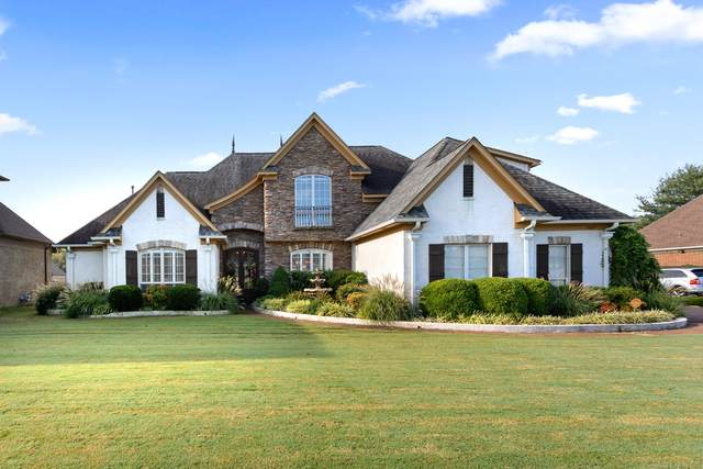 4869 Wedgewood Drive, Olive Branch, MS 38654 (MLS #4000218) :: Burch Realty Group, LLC