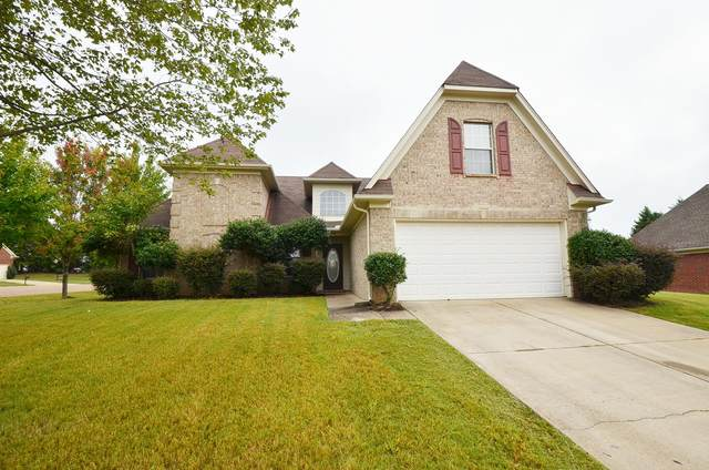 2442 Baird Drive Drive, Southaven, MS 38672 (MLS #4000229) :: The Justin Lance Team of Keller Williams Realty