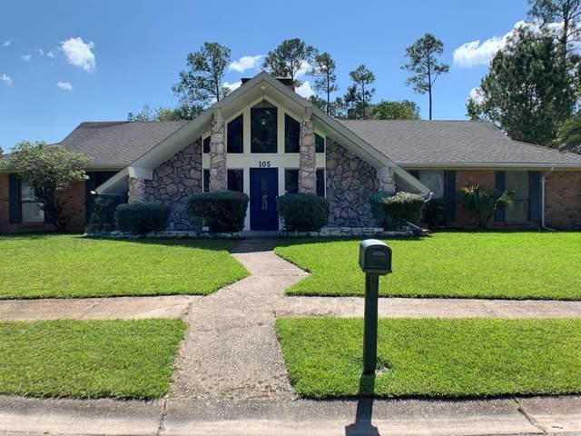 105 Grass Street, Waveland, MS 39576 (MLS #4000346) :: The Sherman Group