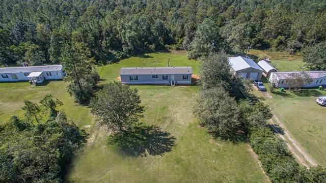 12401 Overlook Road, Vancleave, MS 39565 (MLS #4000358) :: Coastal Realty Group