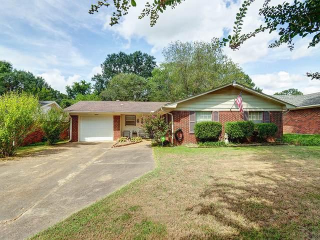 7847 Charleston Drive, Southaven, MS 38671 (MLS #4000400) :: Burch Realty Group, LLC