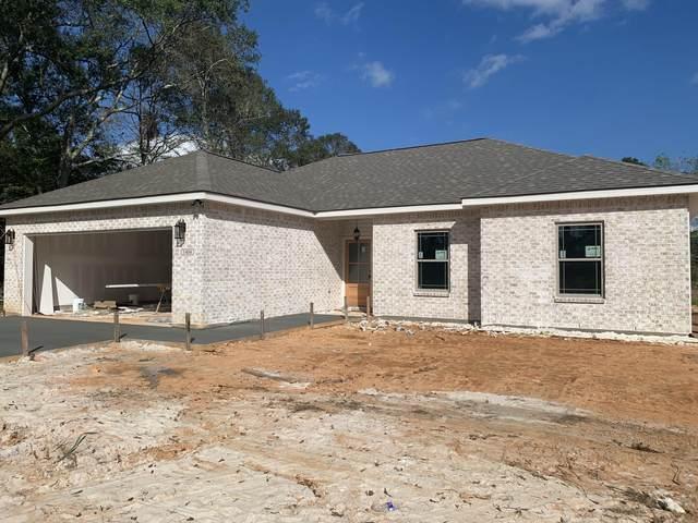 1404 Savannah Millard Road, Poplarville, MS 39470 (MLS #4000484) :: The Sherman Group