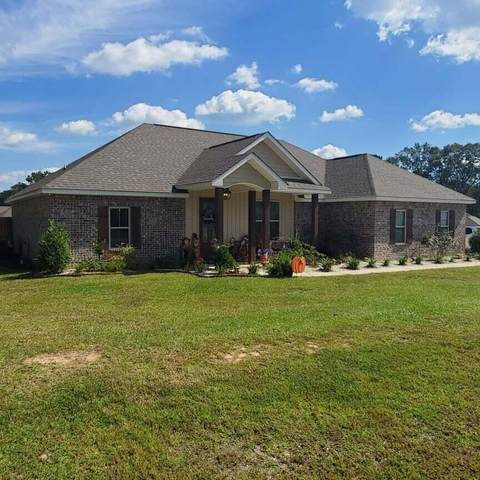 23 Coyote Circle, Ellisville, MS 39437 (MLS #4000514) :: Berkshire Hathaway HomeServices Shaw Properties