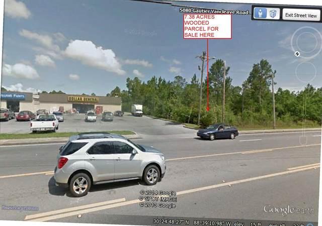 Gautier Vancleave Road, Gautier, MS 39553 (MLS #4000532) :: Coastal Realty Group