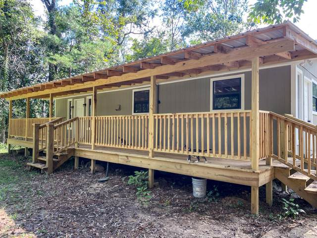 112 Hickorynut Lane, Lucedale, MS 39452 (MLS #4000551) :: Berkshire Hathaway HomeServices Shaw Properties