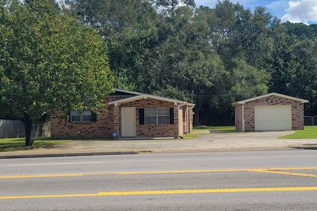 4316 Gautier Vancleave Road, Gautier, MS 39553 (MLS #4000569) :: Dunbar Real Estate Inc.