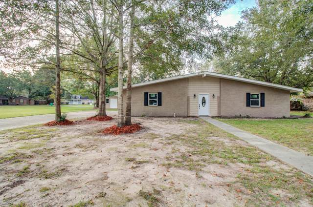 2811 Dixie Drive, Picayune, MS 39466 (MLS #4000608) :: The Sherman Group