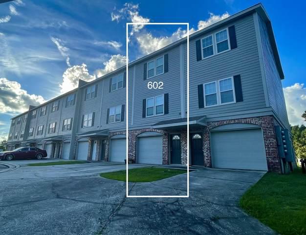 602 Peach Street, D'Iberville, MS 39540 (MLS #4000611) :: The Sherman Group