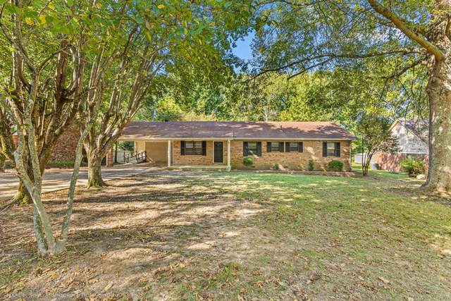 7231 Westbranch Road, Olive Branch, MS 38654 (MLS #4000638) :: The Live Love Desoto Group