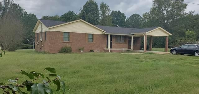 411 Sanders Road, Sardis, MS 38666 (MLS #4000647) :: Your New Home Key
