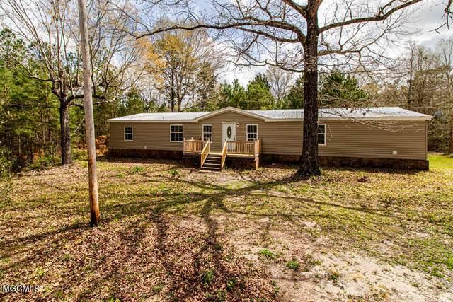 26038 Creek Cove, Perkinston, MS 39573 (MLS #4000690) :: Berkshire Hathaway HomeServices Shaw Properties