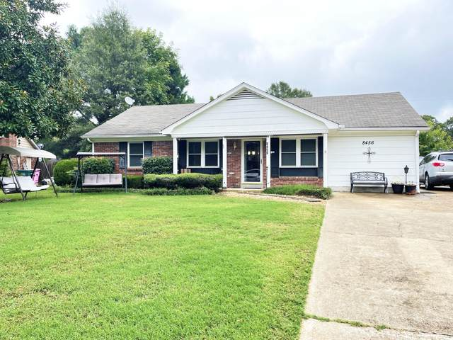 8456 Cedarcrest Drive, Southaven, MS 38671 (MLS #4000700) :: Burch Realty Group, LLC