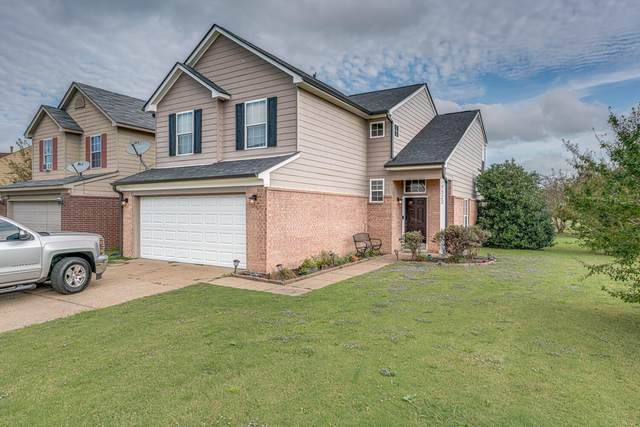 7322 Green Ash Drive, Olive Branch, MS 38654 (MLS #4000707) :: Signature Realty