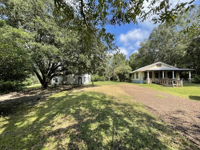 415 Roberson Avenue, Wiggins, MS 39577 (MLS #4000716) :: Berkshire Hathaway HomeServices Shaw Properties