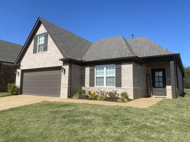 1098 Hogue Dr, Southaven, MS 38672 (MLS #4000794) :: Signature Realty