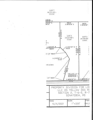0003 Yellow Dog Road, Senatobia, MS 38668 (MLS #4000835) :: Burch Realty Group, LLC