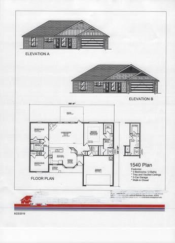 1768 Grayce Drive, Southaven, MS 38672 (MLS #4000837) :: Burch Realty Group, LLC