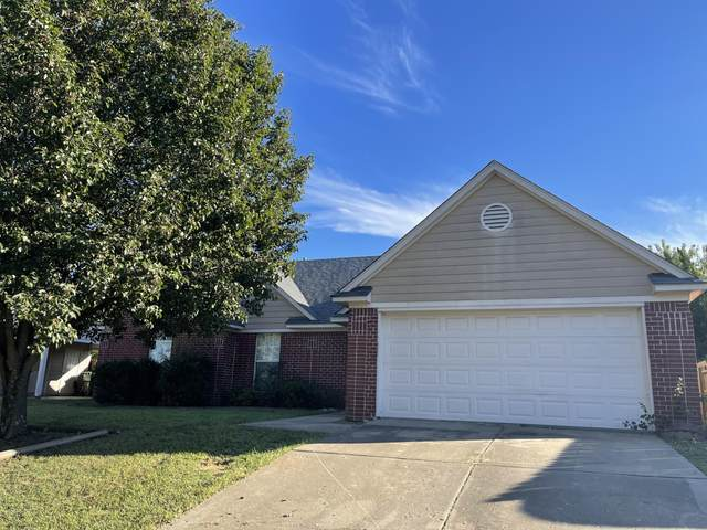 1081 N Parkview Circle, Southaven, MS 38671 (MLS #4000860) :: Burch Realty Group, LLC