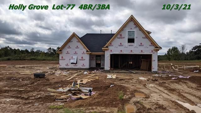 5434 Holly Ridge Drive, Horn Lake, MS 38637 (MLS #4000887) :: Burch Realty Group, LLC