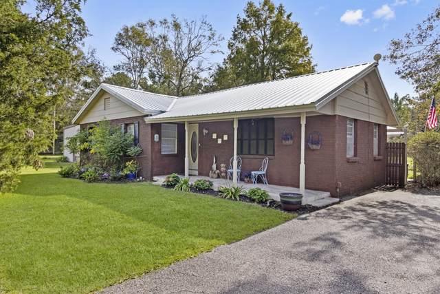 7813 Tapp Road, Ocean Springs, MS 39564 (MLS #4000890) :: Dunbar Real Estate Inc.
