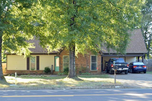 7255 Greenbrook Parkway, Southaven, MS 38671 (MLS #4000930) :: Burch Realty Group, LLC