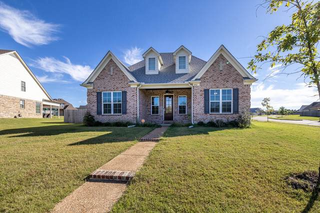 4902 E Margarette Circle, Olive Branch, MS 38654 (MLS #4000933) :: Burch Realty Group, LLC