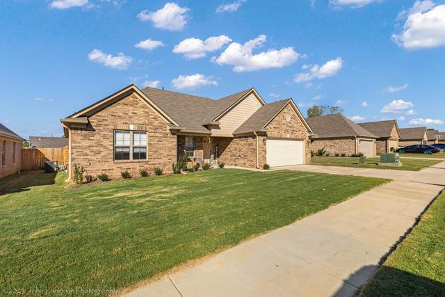 8669 Smith Ranch Drive, Southaven, MS 38671 (MLS #4000944) :: Burch Realty Group, LLC
